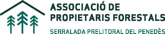ASSOCIACIÓ DE PROPIETARIS FORESTALS SERRALADA PRELITORAL DEL PENEDÈS